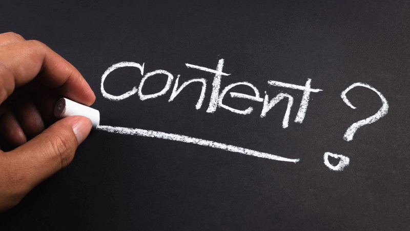 Learn why you should write high quality content