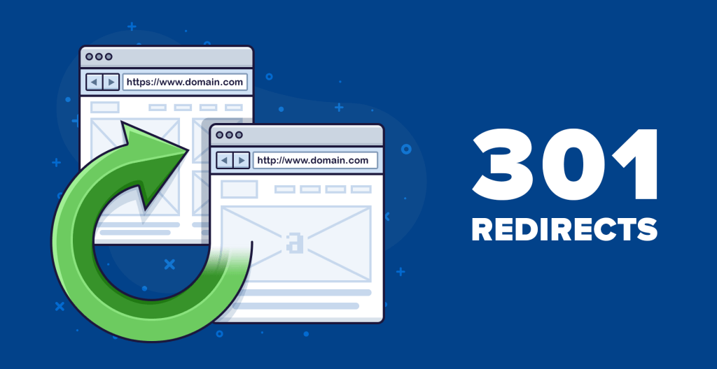 Redirects will help your site to optimize your SEO