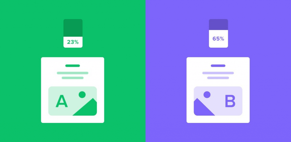 Try A/B testing to choose the best descriptions
