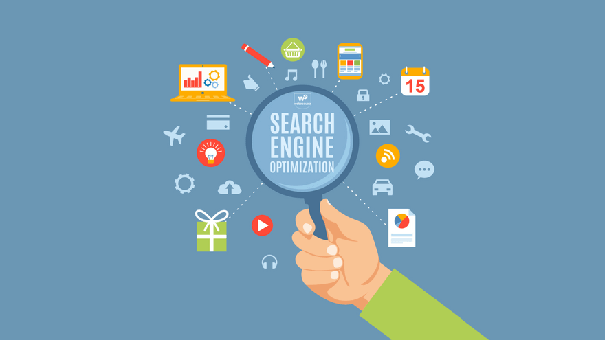 You need to focus on SEO when creating a website