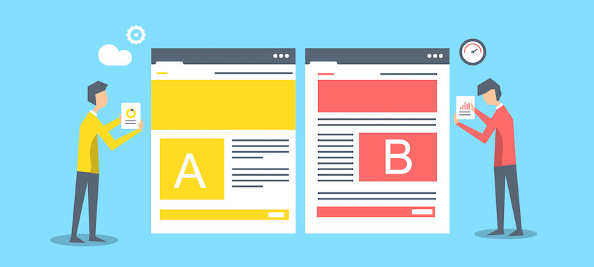 Do A/B tests for your email campaigns