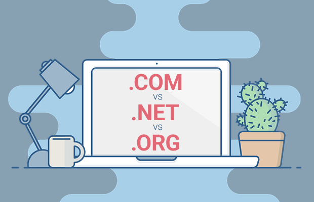 Get a domain name that makes sense with your site