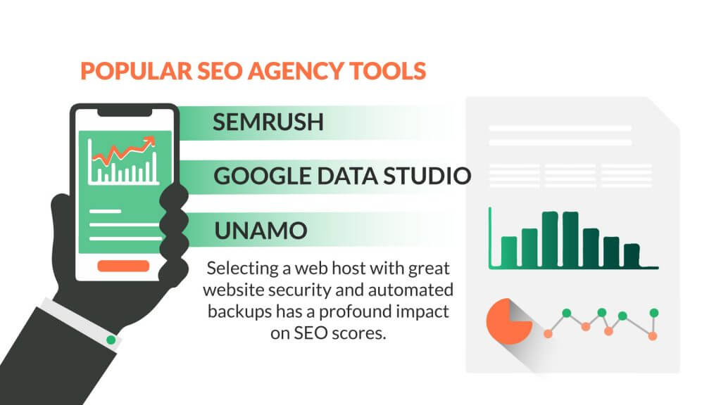 SEO reporting tools for your marketing agency
