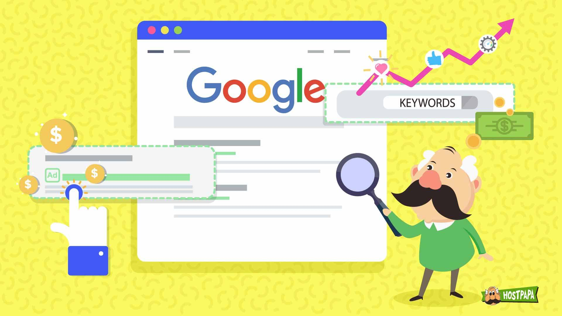 Blog post about paid search advertising