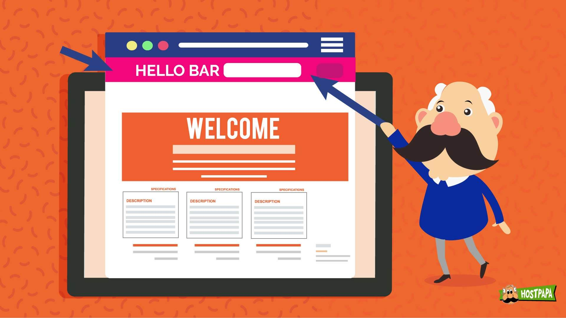 Hello Bar: An Alternative To Annoying Popups On Your Website